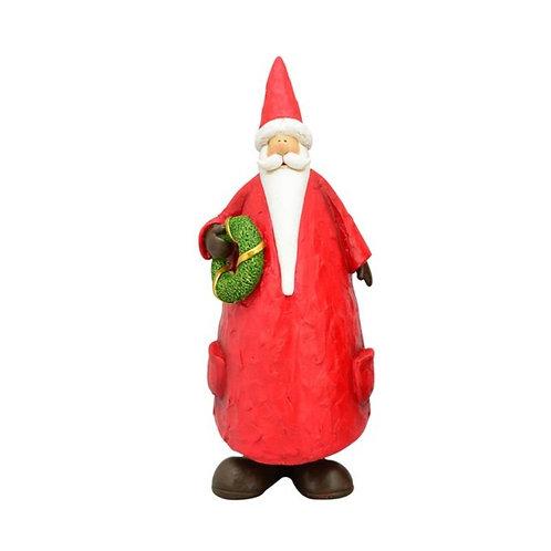 Weihnachtsmann Rot