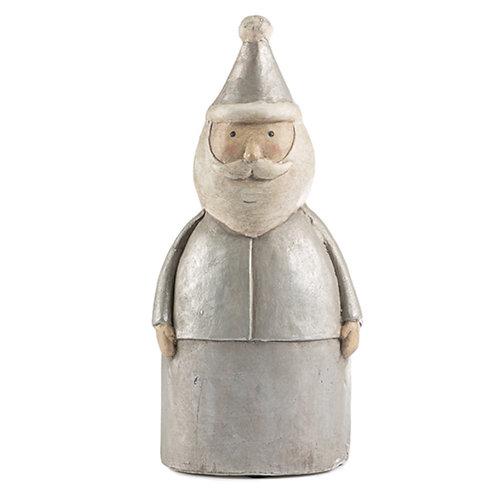 Weihnachtsmann Silber