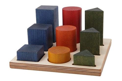 "3D Steckspiel ""Wooden Story"""