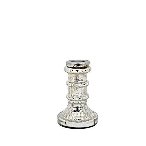 Kerzenhalter Silber S