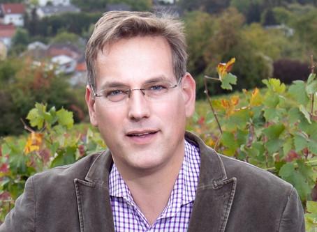 INTERVITIS: Präsident des Bundes Deutscher Oenologen e.V.