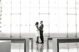 Newseum Wedding, Washington, DC