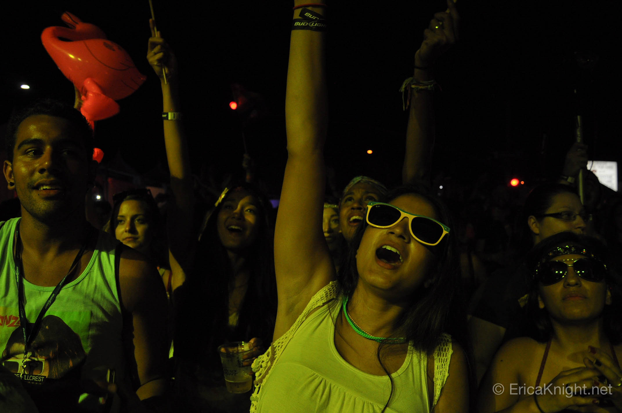 Live music fans - San Diego, CA