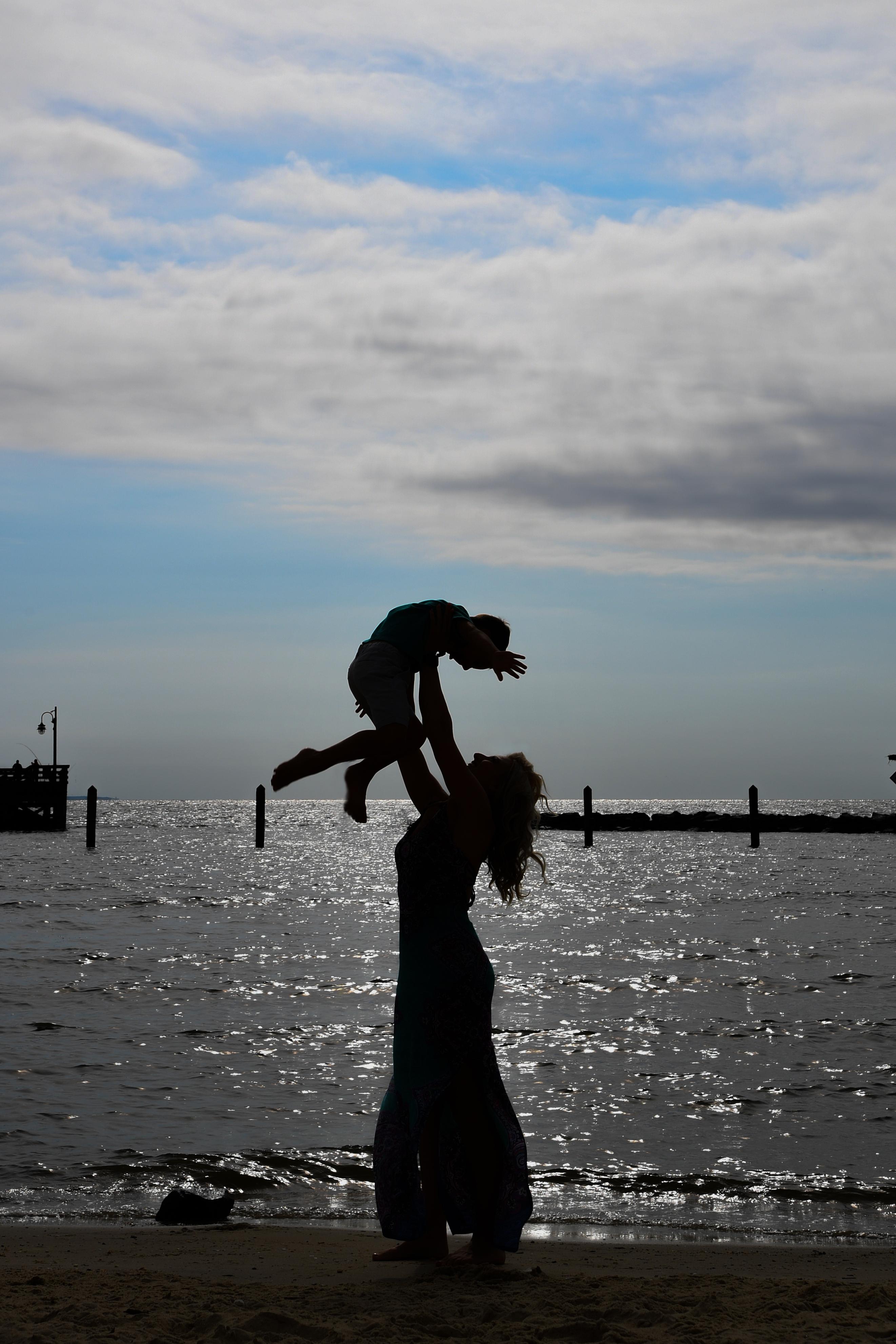 Ashley & Luca - Chesapeake Beach, MD
