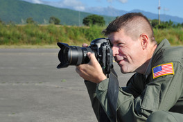 Combat Camera in Action