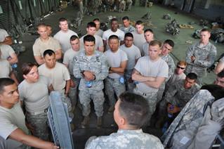 U.S. Army Mission Brief