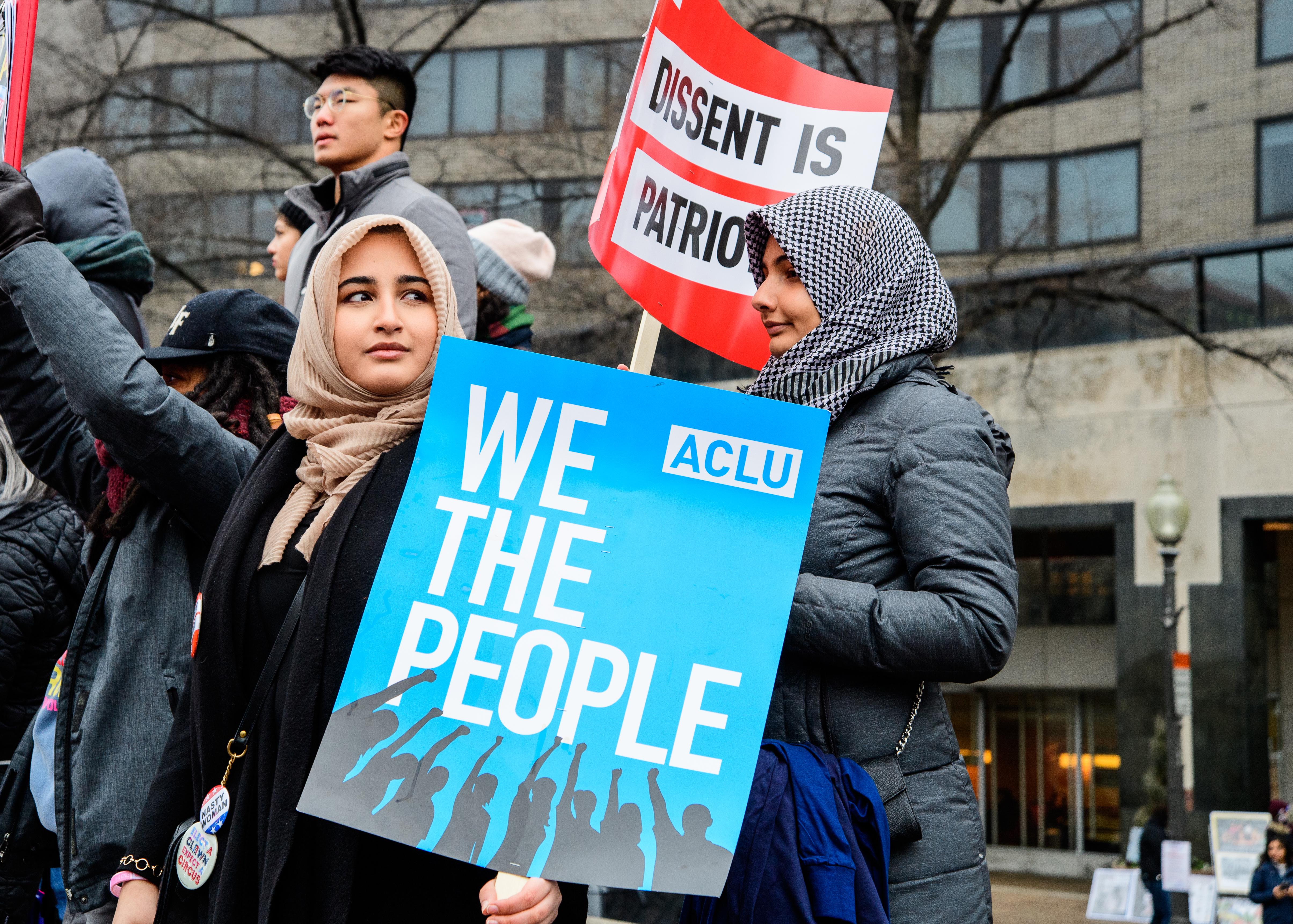 Women's March - Washington, D.C.