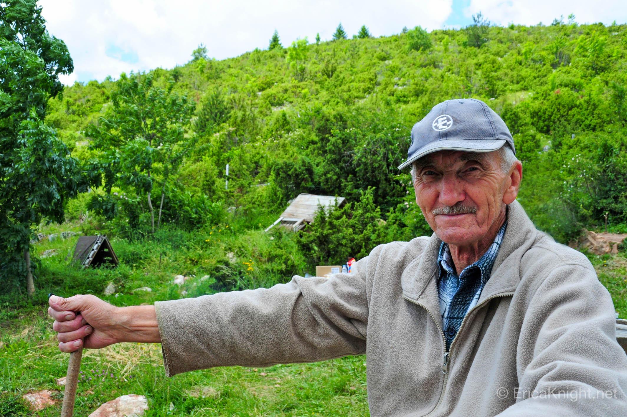 Villager - Bosnia