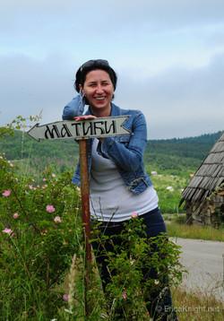 Vanja is Home - Bosnia