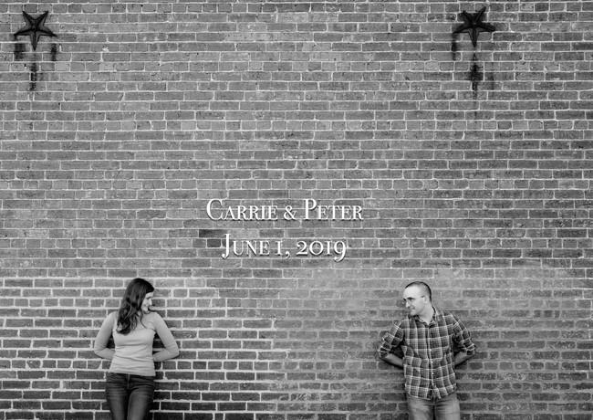 Carrie & Peter - Alexandria, VA