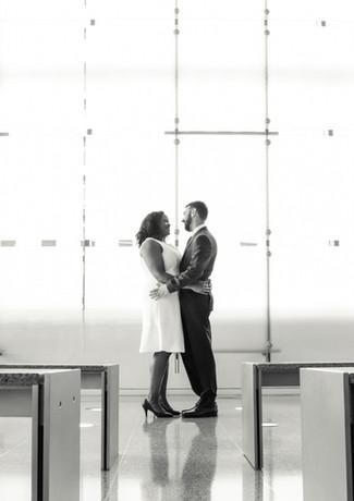 Erica & George