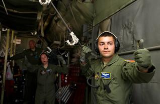USAF Aeromeds at Work