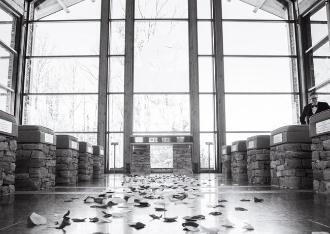 Marine Corps Chapel, Quantico, VA