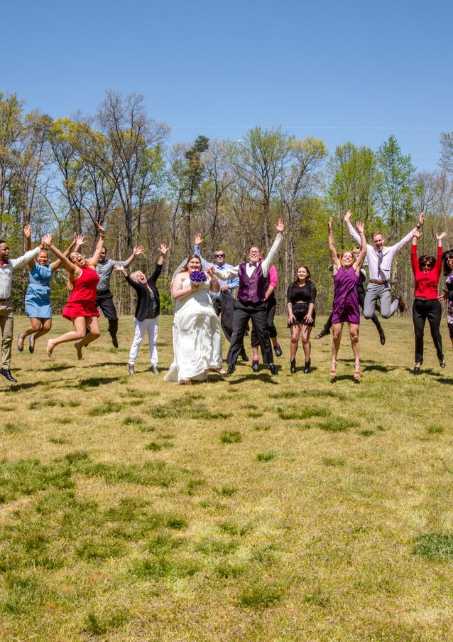 Wedding Party! - Quantico, VA