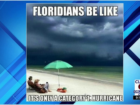 Prepare For Hurricanes With Your Pets