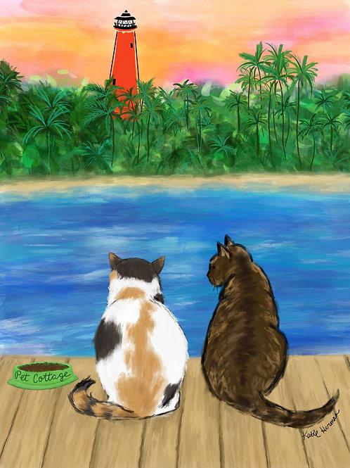 Cats Jupiter Lighthouse