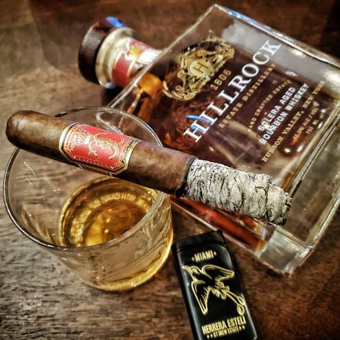 Hillrock Bourbon