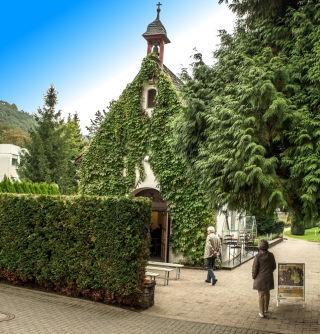 Schoenstatt no es un predio, sino un pueblo que se encuentra en la ciudad de Vallendar a pocos kilómetros de la ciudad de Coblenza