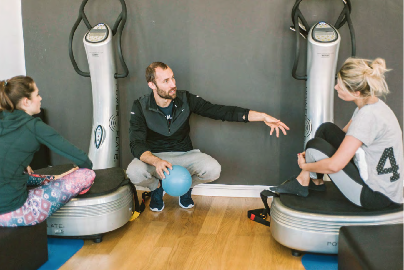 PowerPlate coachyfy