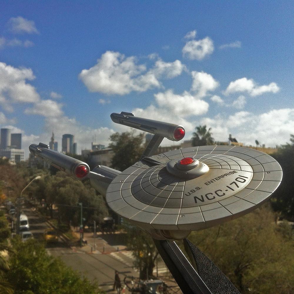 Enterprise יואל הרצברג מילה ביום