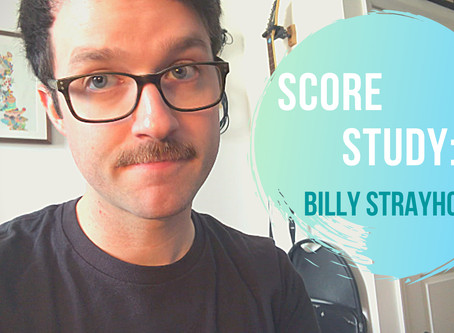 SCORE STUDY video series//Patreon Page