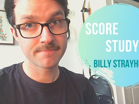 SCORE STUDY video series//Patreon Page