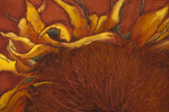 Sunflower--DETAIL