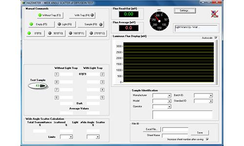 Hazemeter Software