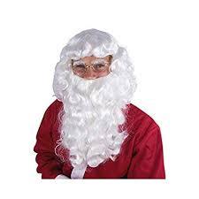 Barbe et perruque Père Noël