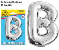 Ballon métallique