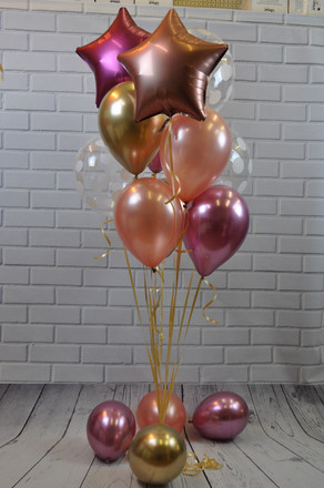 Montage hélium