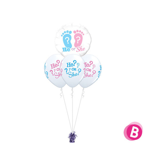 Ballons naissance