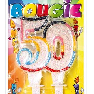Bougie anniversaire