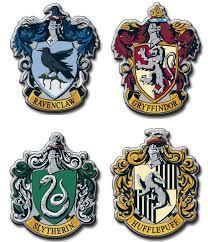 Ecussons Harry Potter