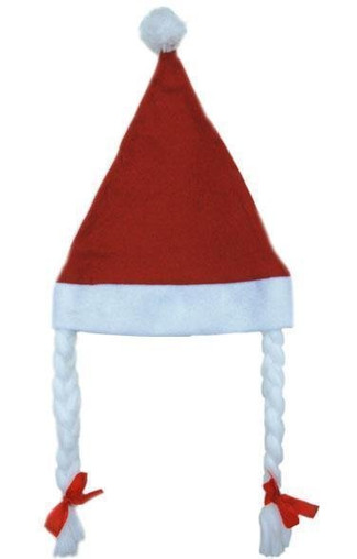 Bonnet Mère Noël