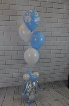 Ballon bébé
