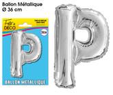 Ballon métalique