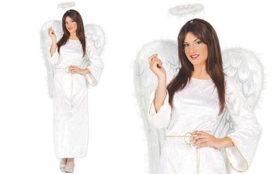 Déguisement ange adulte