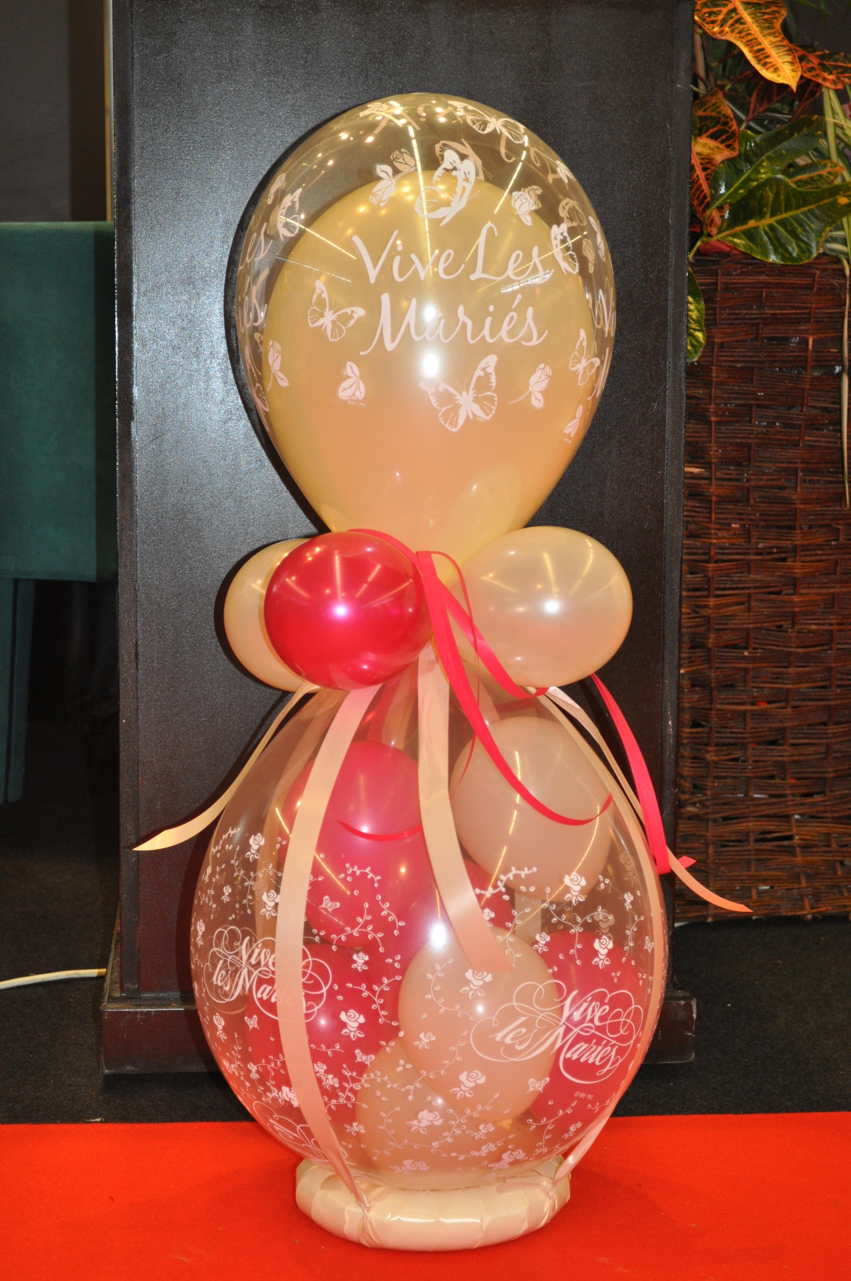 Ballon cadeau