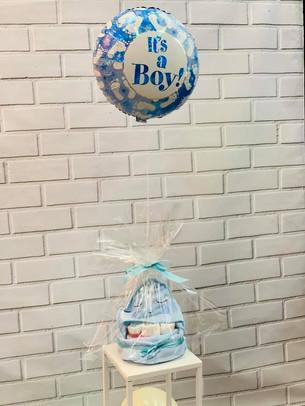 Ballon naissance bébé