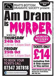 Am Dram Is Murder