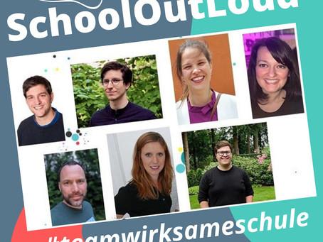 Unser Startschuss - #WirFürSchule