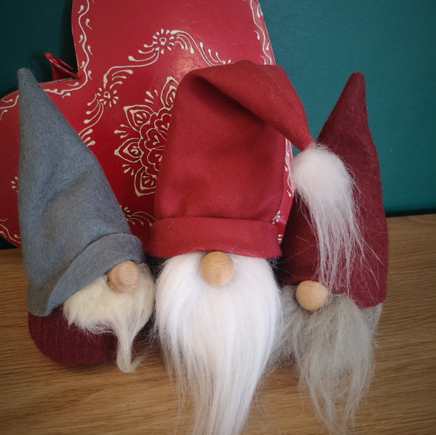 Tomte Nisse - Christmas Gnomes
