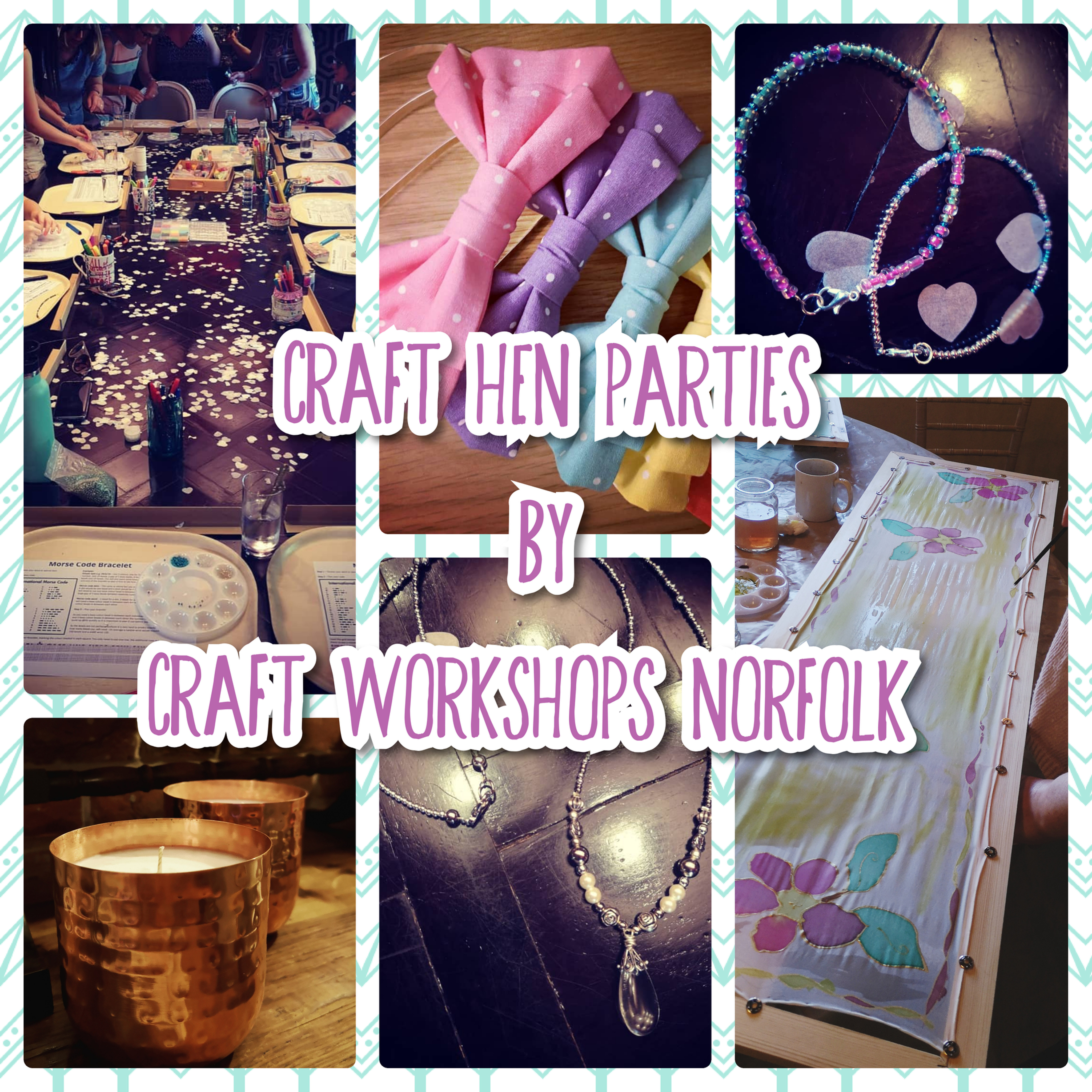 Bespoke Craft Hen Party