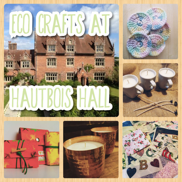 Eco craft workshops