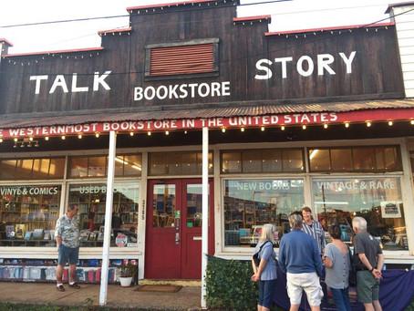 Talk Story Bookstore, Hanapēpē Kaua'i