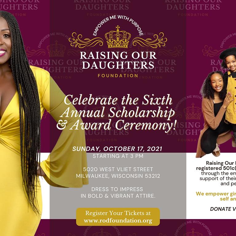 ROD 6th Annual Scholarship & Award Ceremony
