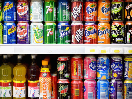 How do soft drinks affect your body?
