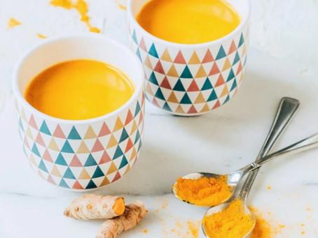 Golden Turmeric Coconut Milk
