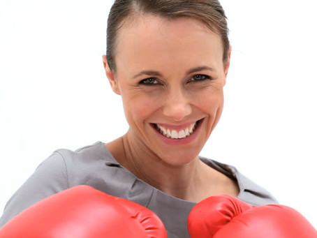 Feeling stressed? Book a Boxing PT Session!